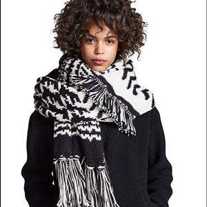 Free People oversized scarf/wrap